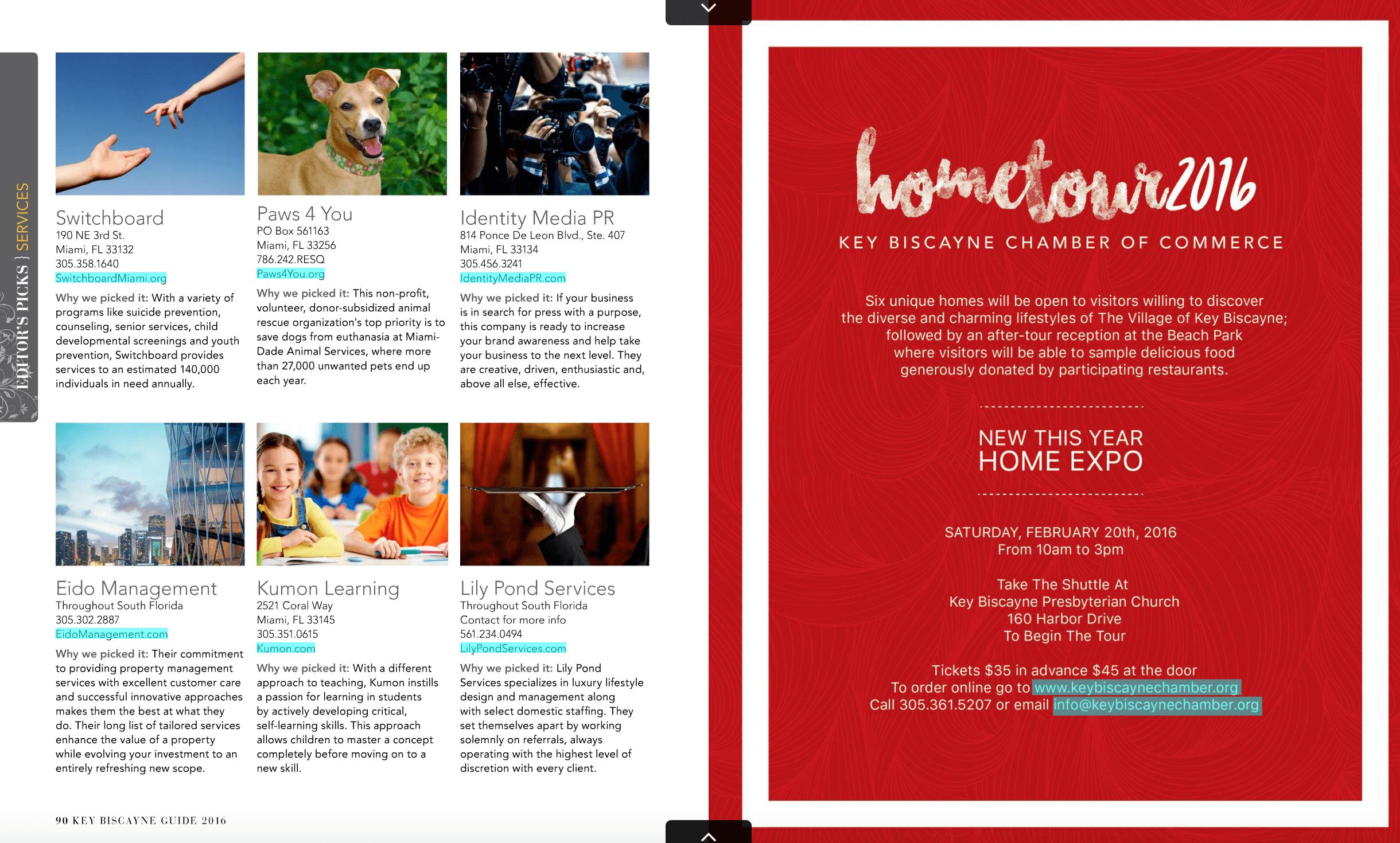 Key Biscayne Page 2